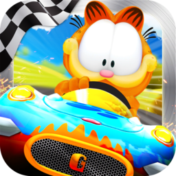 Logo for Garfield Kart