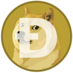 Logo for Dogecoin