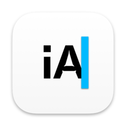 Logo for iA Writer