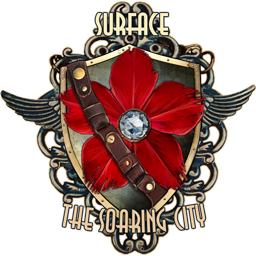 Logo for Surface: The Soaring City CE
