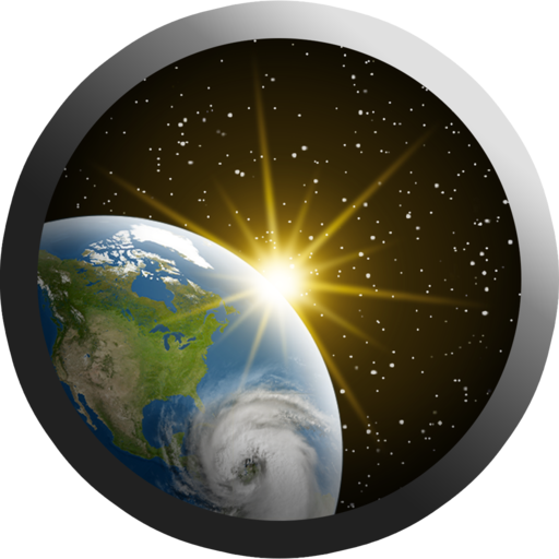 Logo for MeteoEarth
