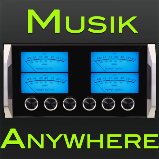 Logo for MusikAnywhere
