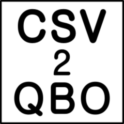 Logo for CSV2QBO