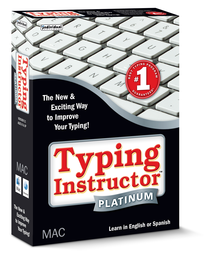 Logo for Typing Instructor Platinum