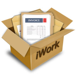 Logo for Package for iWork