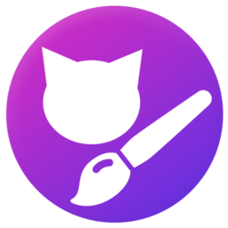 Logo for PaintCat