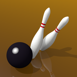 Logo for Ninepin Bowling Simulation