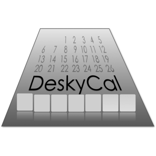 Logo for DeskyCal