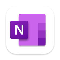 Logo for Microsoft OneNote