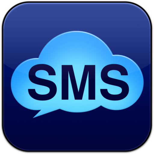 Logo for Blue SMS