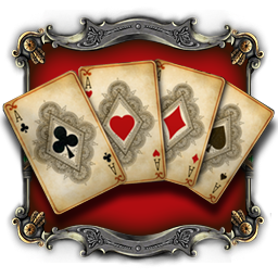 Logo for Solitaire Mystery: Stolen Power