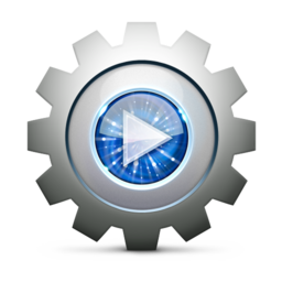 Logo for MPlayerX Settings GUI