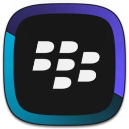 Logo for BlackBerry Link