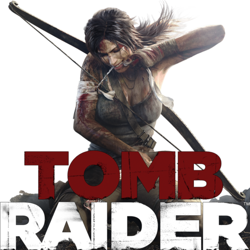 Logo for Tomb Raider