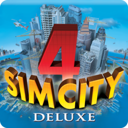 Logo for SimCity 4 Deluxe Edition
