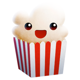 Logo for Popcorn Time
