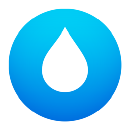 Logo for Droplets Manager