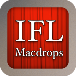Logo for Macdrops
