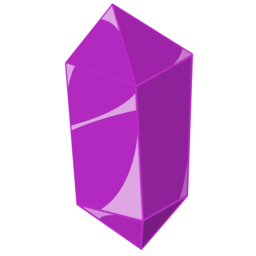 Logo for Amethyst
