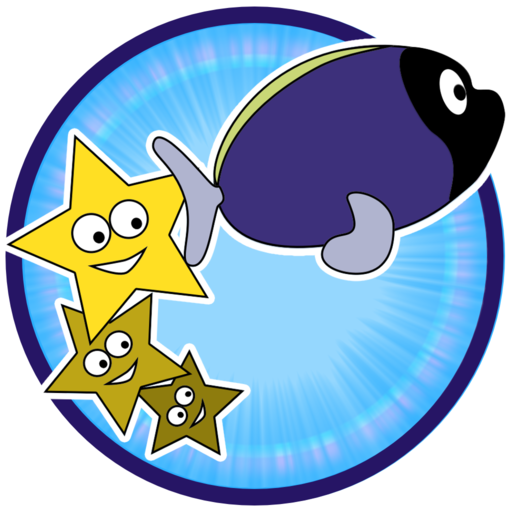 Logo for Tang's Starfish Rescue