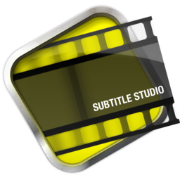 Logo for Subtitle Studio