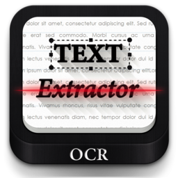 Logo for Text Extractor