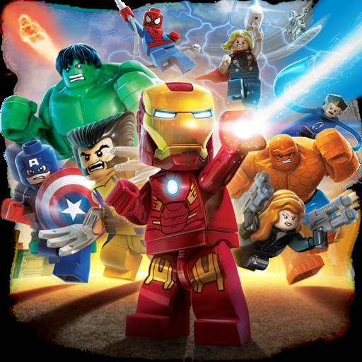 Build Marvel Heroes