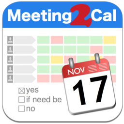 Logo for Meeting2Cal