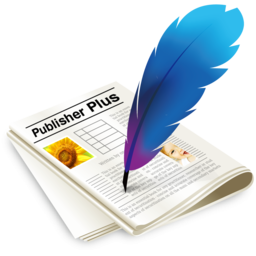 Logo for Publisher Plus