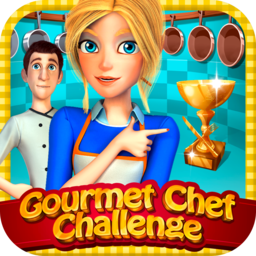 Logo for Gourmet Chef Challenge