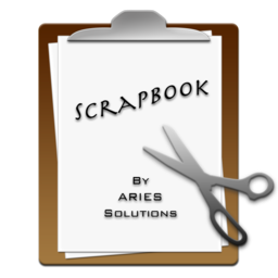 Logo for Scrapbook Pro