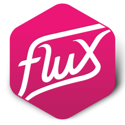 Logo for Flux