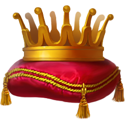 Logo for Royal Envoy: Campaign for the Crown