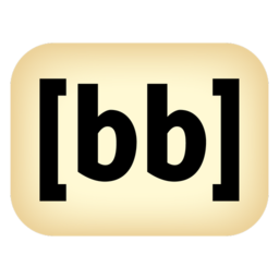 Logo for BBEncoder