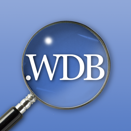 Logo for WDB Viewer Pro