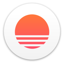 Logo for Sunrise Calendar