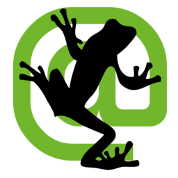 Logo for Screaming Frog SEO Spider
