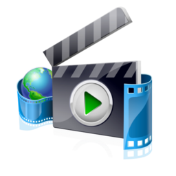 Logo for Movavi Media Player