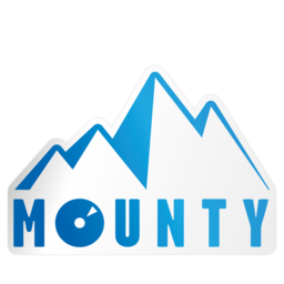 Logo for Mounty