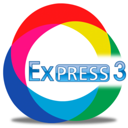 Logo for HDR Express