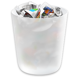 Logo for OS X Yosemite Trash Icon