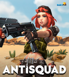 Logo for Antisquad