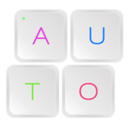 Logo for AutoKeyboard