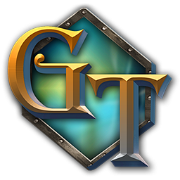 Logo for Grim Tales: The Stone Queen
