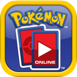 Logo for Pokémon Trading Card Game Online