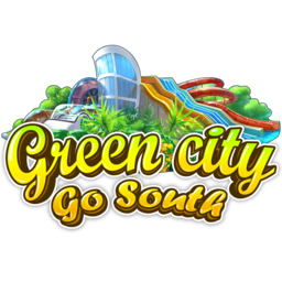 Logo for Green City: Go South