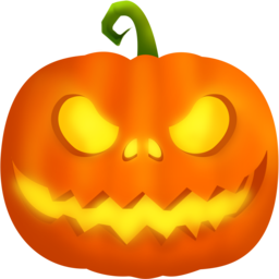 Logo for Evil Pumpkin: The Lost Halloween