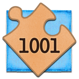Logo for 1001 Jigsaw Earth Chronicles