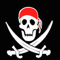Logo for Old Pirate