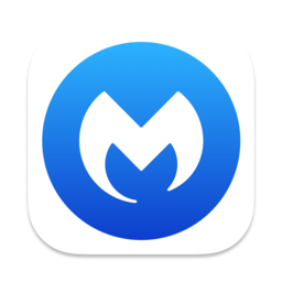 Logo for Malwarebytes